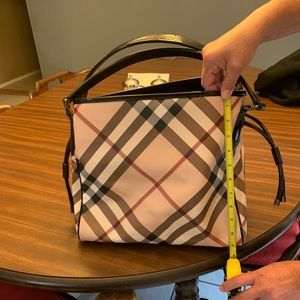 Gently used Burberry tote